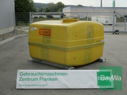 Cemo Fass 4000 L Baujahr 2015 Bamberg