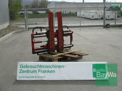 Meyer-Lohne Doppelklammer für Stapler