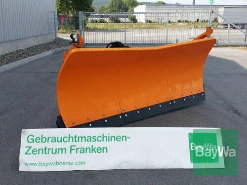 Hydrac U-Lll-280-C Schneeschild Schneeräumschild Rok výroby 2012 Bamberg