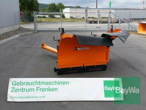 Hydrac V-Pflug VP-280 Schneepflug Schneeschild