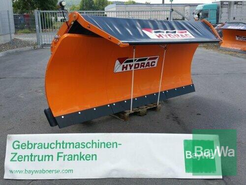 Hydrac U-Lll-300-L Schneeschild,Schneeräumschild, Rok výroby 2016 Bamberg