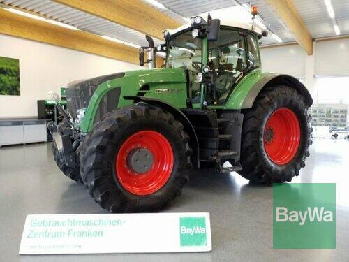 Traktor Fendt - 936 VARIO SCR Profi Plus mit RÜFA