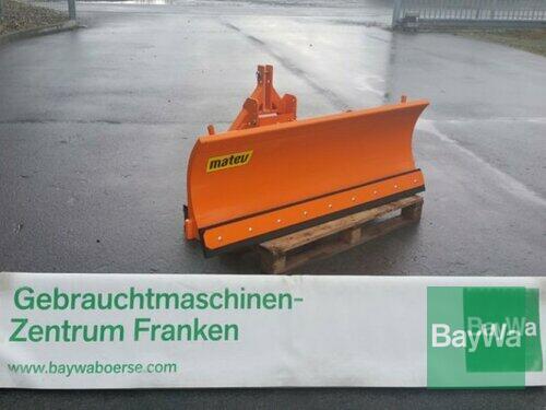 Matev Gebr.  Schneepflug Srm-Fb 160 Baujahr 2015 Bamberg
