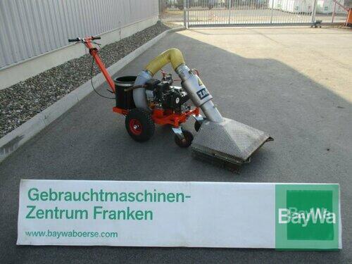 Gebr. Zacho Ukb650 Unkrautvern Bouwjaar 2012 Bamberg
