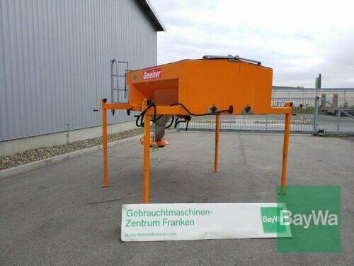 Gmeiner Aufbaustreuer Godina proizvodnje 2009 Bamberg