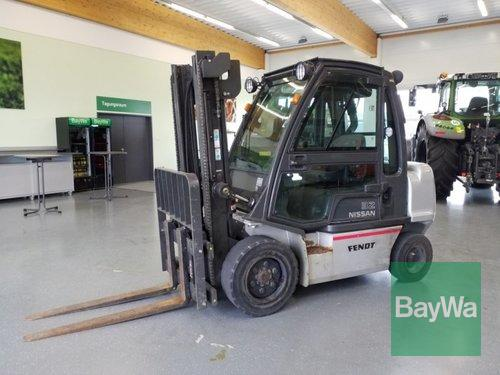 Nissan A32q Year of Build 2008 Bamberg