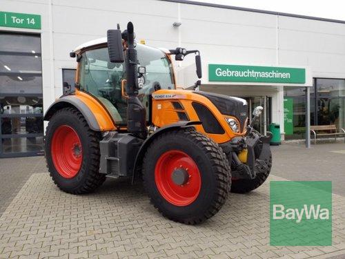 Fendt 514 Vario S4 Profi Mit Garantie Year of Build 2018 4WD