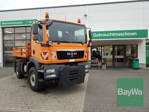 MAN 13.240 4x4 Kipper Year of Build 2009 Bamberg