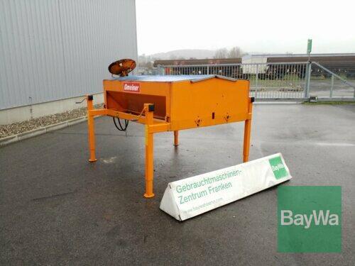 Winter Road Maintenance Gmeiner - STA 1300 DK Doppelkammer