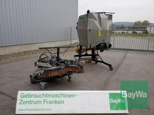 Holder Kehrmaschine Multifunktion X³ Año de fabricación 2015 Bamberg