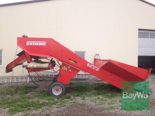 Grimme Rh 14-40 Year of Build 1999 Pfatter