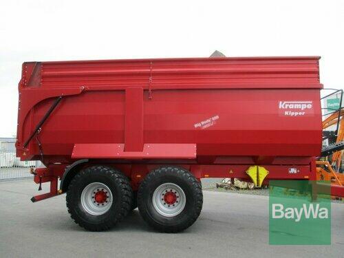 Krampe Big Body 650 Carrier *Miete 179€/Tag* Baujahr 2015 München