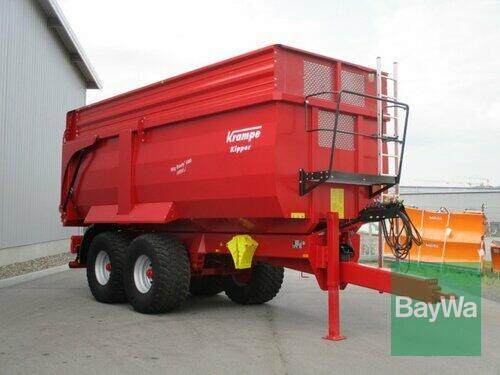 Krampe Big Body 600 Carrier  *Miete Ab 179€/Tag* Baujahr 2016 München