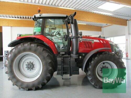 Massey Ferguson 7724 *Miete Ab 192€/Tag* Année de construction 2015 A 4 roues motrices