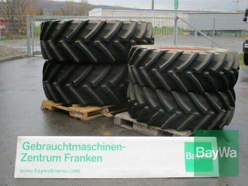 Trelleborg 540/65 R34 Und 650/85 R38 München