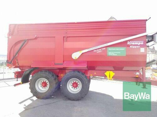 Krampe Big Body 650 Carrier Год выпуска 2018 Bamberg