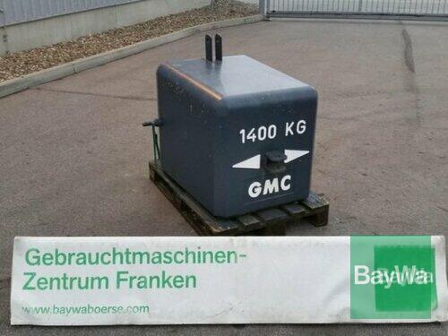 GMC 1400 KG BETON  GEWICHT