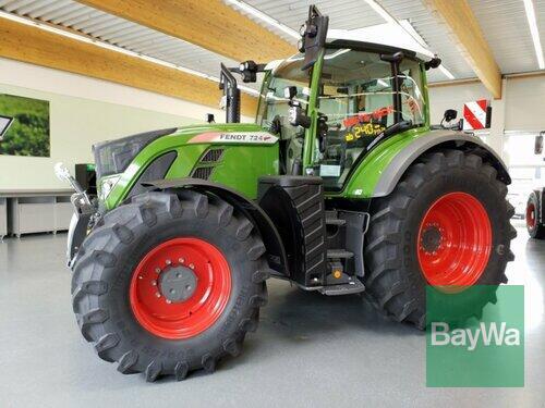 Fendt 724 Vario S4 Profi Plus Έτος κατασκευής 2020 Κίνηση σε όλους τους τροχούς