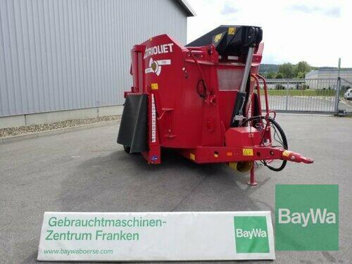 Trioliet Gigant 700 Año de fabricación 2019 Bamberg