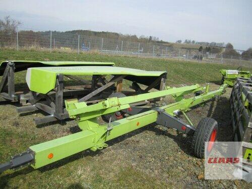 Claas Transportwagen 7,50m 25km/h