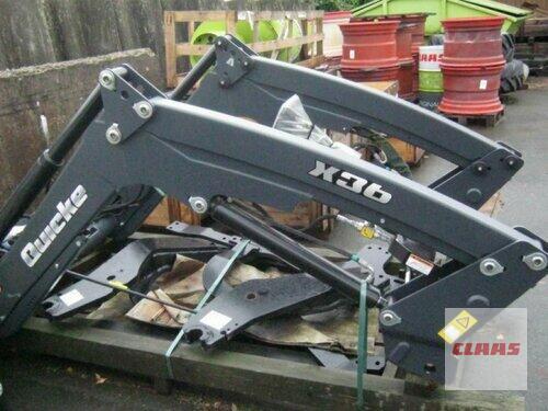 Alö Frontlader Quicke Versa X36 P Año de fabricación 2015 Altenstadt a.d. Waldnaab