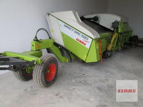 Claas Direct Disc 520 Contour Rok výroby 2010 Altenstadt a.d. Waldnaab