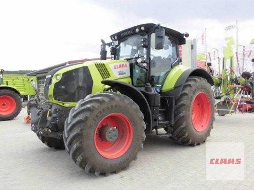 Claas Axion 870 Cmatic  Cebis Byggeår 2018 A/C