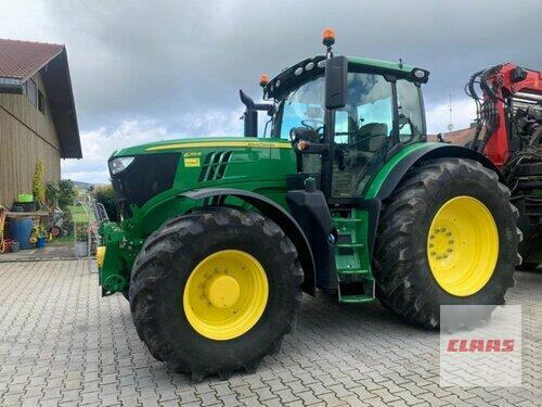 John Deere 6215R Bouwjaar 2017 Altenstadt a.d. Waldnaab