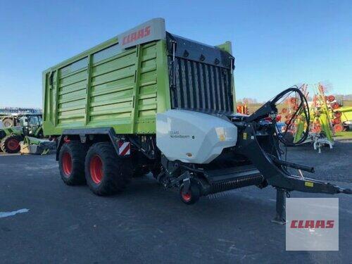 Claas Cargos 8400 Έτος κατασκευής 2017 Altenstadt a.d. Waldnaab