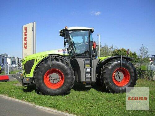 Claas Xerion 4000 Trac VC Rok výroby 2015 Pohon ctyr kol