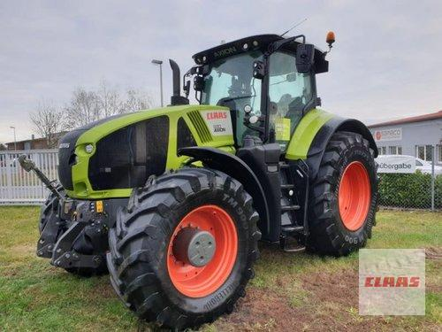 Claas Axion 930 Stage Iv / Tier 4 Year of Build 2017 4WD