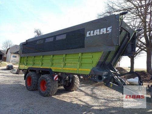 Claas Cargos 750 Byggeår 2016 Altenstadt a.d. Waldnaab