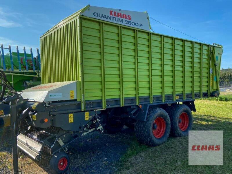 Claas QUANTUM 3800 P