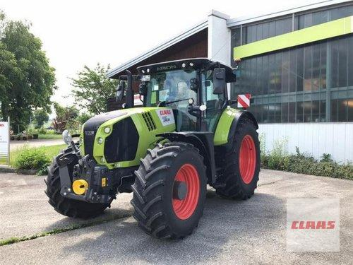 Claas Arion 660 Cmatic Cebis Byggeår 2020 A/C