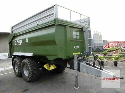 Fliegl Tmk 140 Fox Tandem-Mulde Rok produkcji 2013 Cham