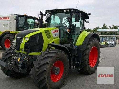 Claas Axion 830 Cmatic Årsmodell 2017 4-hjulsdrift