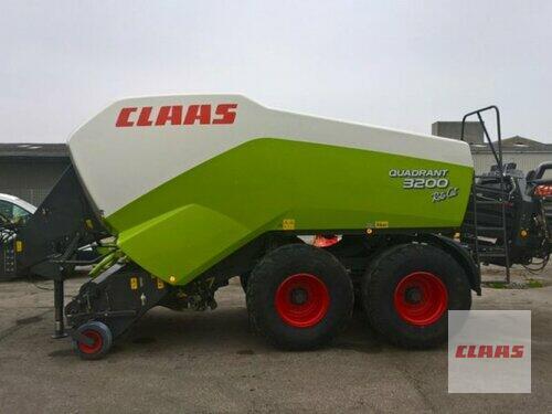 Claas Quadrant 3200 RC Baujahr 2008 Cham