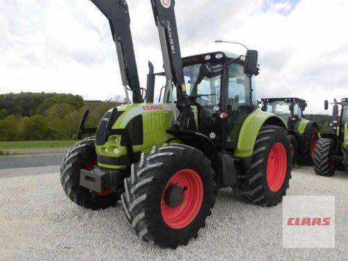 Claas ARION 620 CIS FRONTLADER STOLL