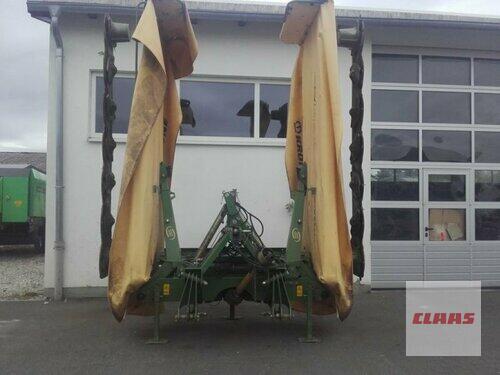 Krone Ec 9140 Shift Año de fabricación 2010 Cham