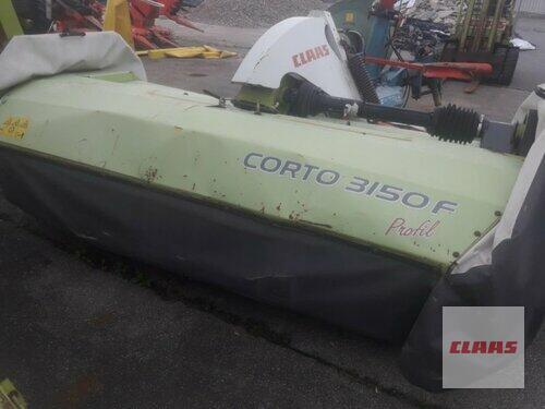 Claas Corto 3150 F Profil Baujahr 2008 Cham