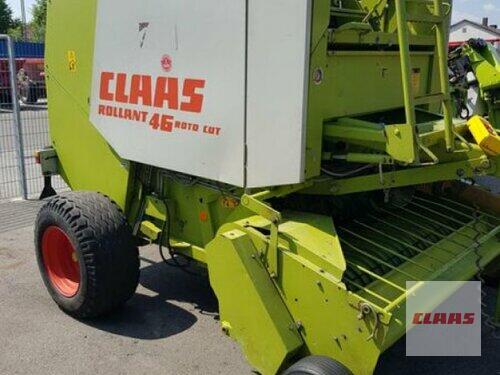 Claas Rollant 46 Baujahr 1993 Cham