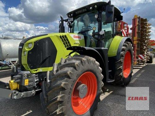 Claas ARION 650 ST5 6PS  CEBIS