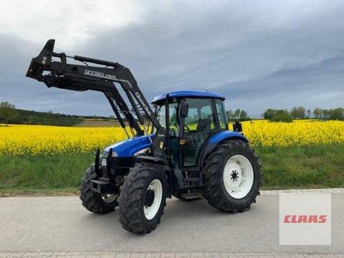 New Holland TD 85 D Front Loader Year of Build 2002
