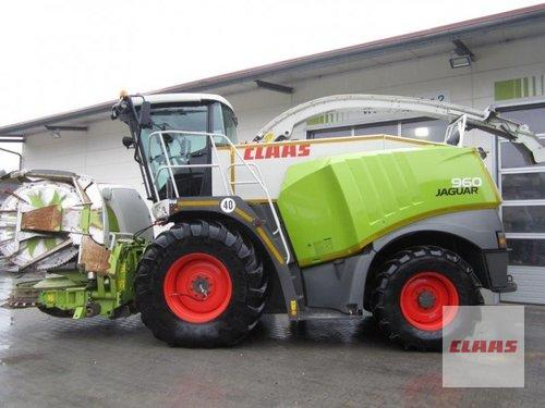 Claas Jaguar 960 Year of Build 2010 4WD