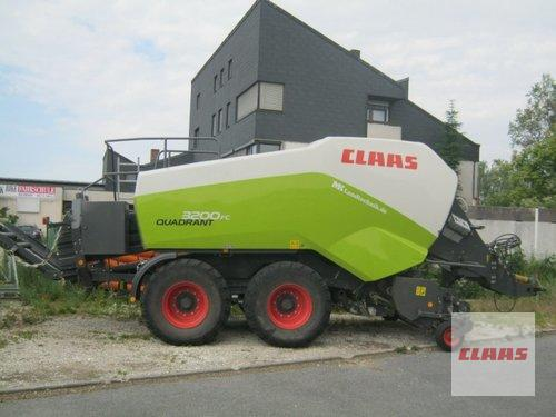 Claas Quadrant 3200 FC Year of Build 2014 Gefrees