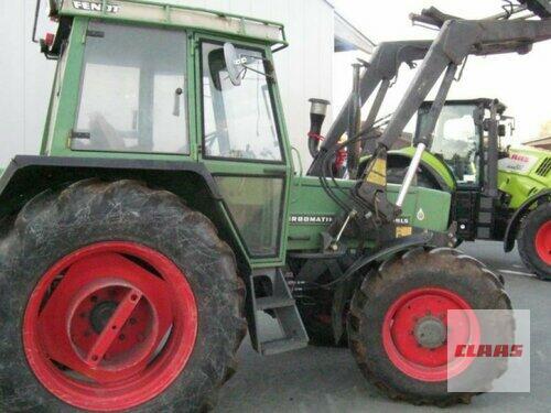 Fendt Farmer 309 LS Frontlaster Årsmodell 1985