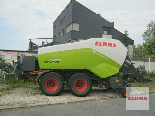 Claas Quadrant 3200 FC Byggeår 2014 Gefrees