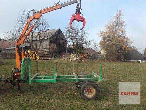 Holzrückewagen Gefrees