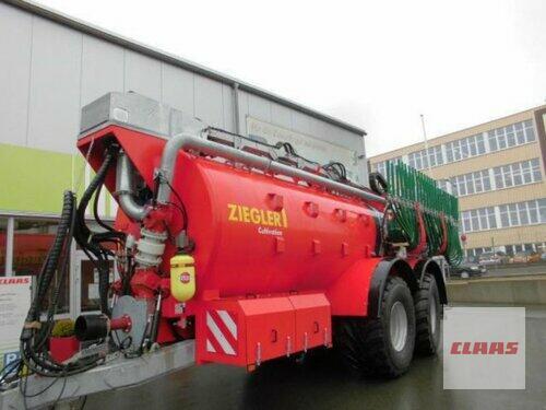 Ziegler 18m³ Profi St 2.18 Year of Build 2019 Gefrees