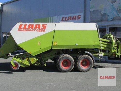 Claas Quadrant 2200 RC Year of Build 1999 Gefrees